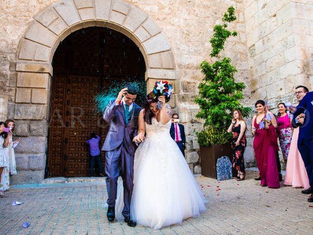 La boda de Pedro y Jessica en Móstoles, Madrid 3