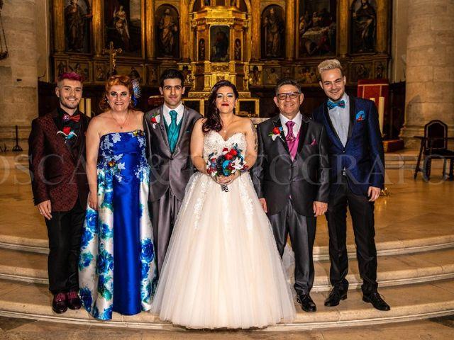 La boda de Pedro y Jessica en Móstoles, Madrid 6
