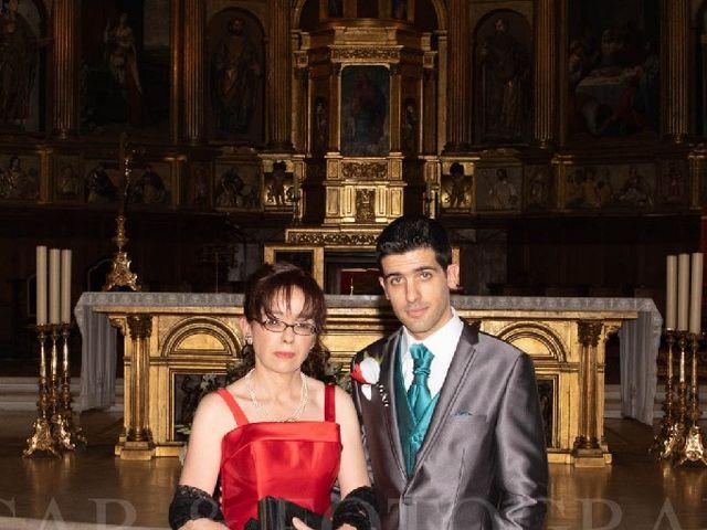 La boda de Pedro y Jessica en Móstoles, Madrid 8