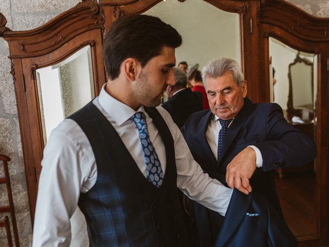 La boda de Gabriel y Alba en Ourense, Orense 11