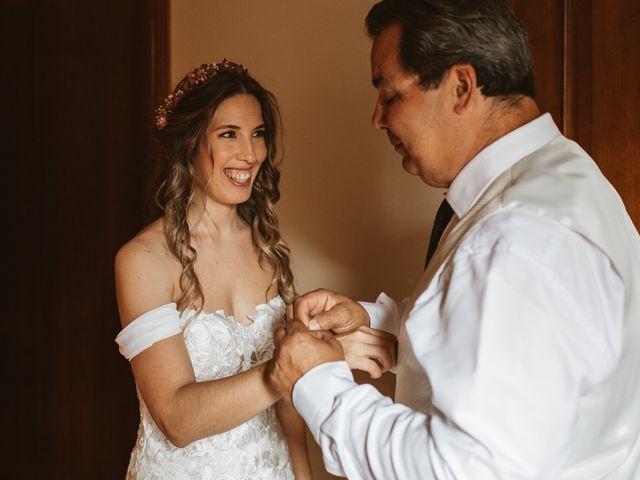 La boda de Gabriel y Alba en Ourense, Orense 19