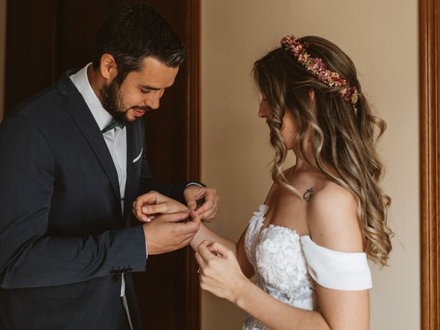 La boda de Gabriel y Alba en Ourense, Orense 20