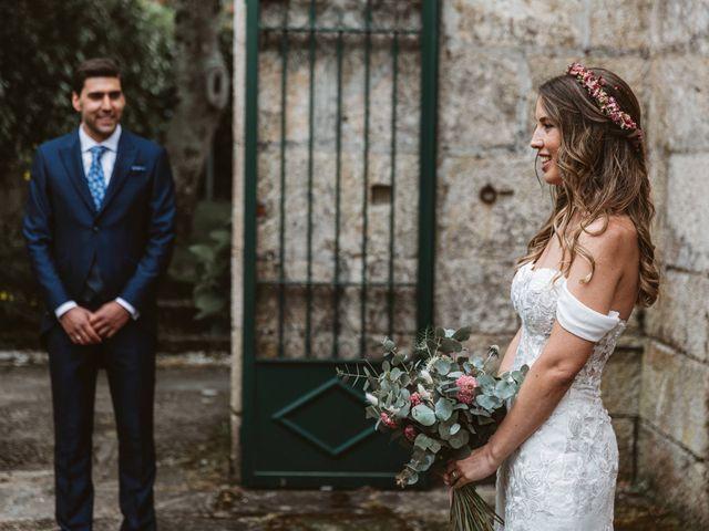 La boda de Gabriel y Alba en Ourense, Orense 61