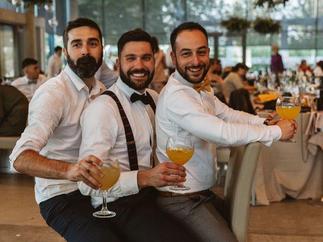 La boda de Gabriel y Alba en Ourense, Orense 117