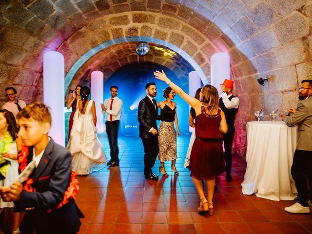La boda de David y Patricia en Sa (Leiro), Orense 34