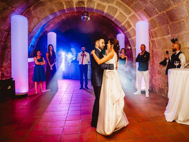 La boda de David y Patricia en Sa (Leiro), Orense 35