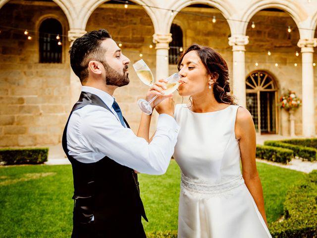 La boda de David y Patricia en Sa (Leiro), Orense 26
