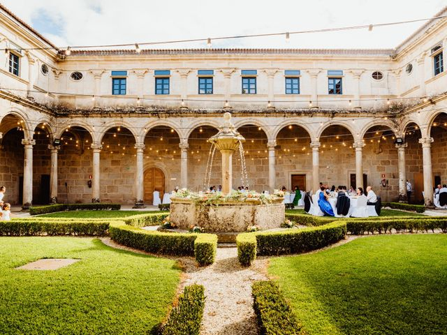 La boda de David y Patricia en Sa (Leiro), Orense 33