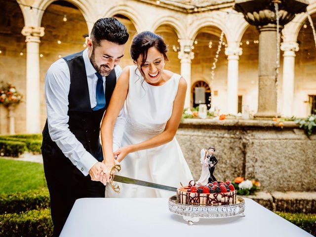 La boda de David y Patricia en Sa (Leiro), Orense 28