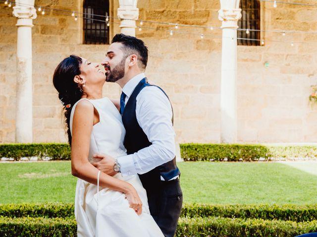La boda de David y Patricia en Sa (Leiro), Orense 21