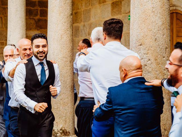 La boda de David y Patricia en Sa (Leiro), Orense 31