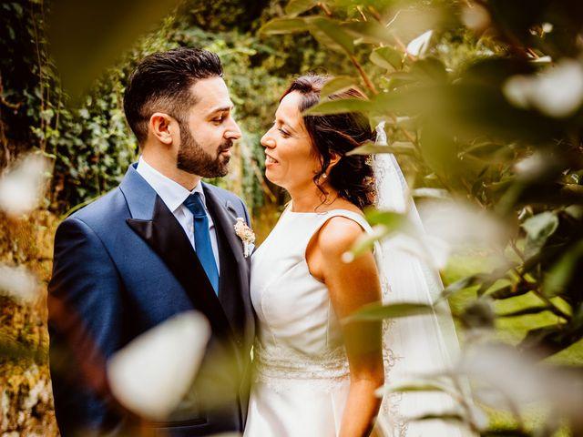 La boda de David y Patricia en Sa (Leiro), Orense 22