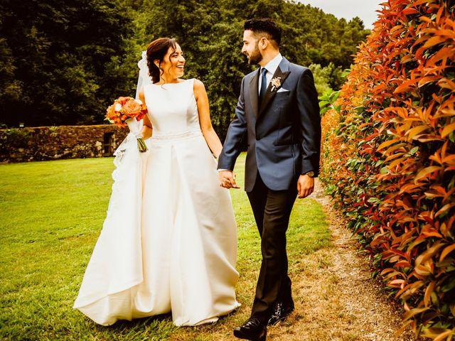 La boda de David y Patricia en Sa (Leiro), Orense 23