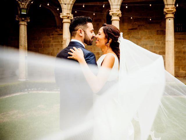 La boda de David y Patricia en Sa (Leiro), Orense 24