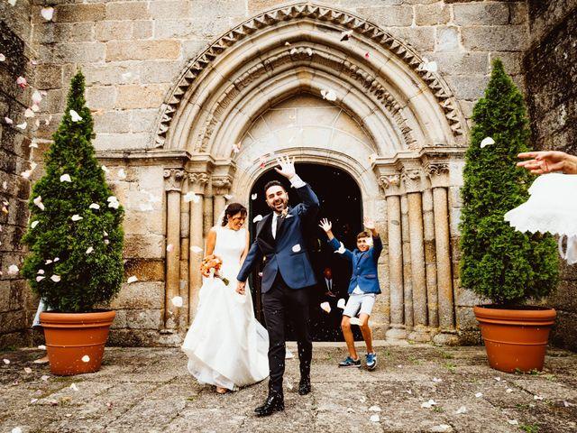 La boda de David y Patricia en Sa (Leiro), Orense 20