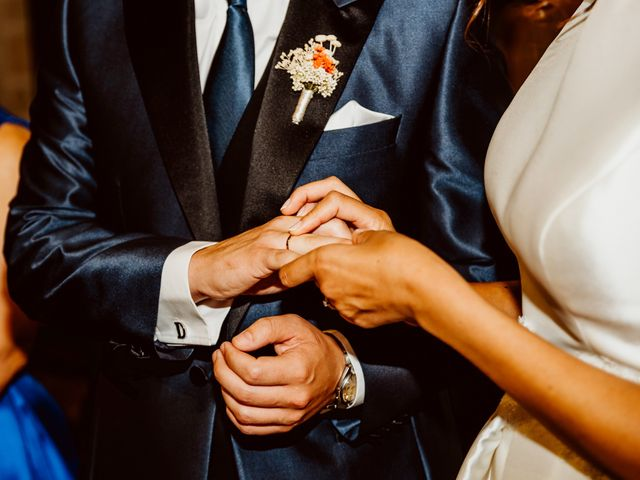 La boda de David y Patricia en Sa (Leiro), Orense 18