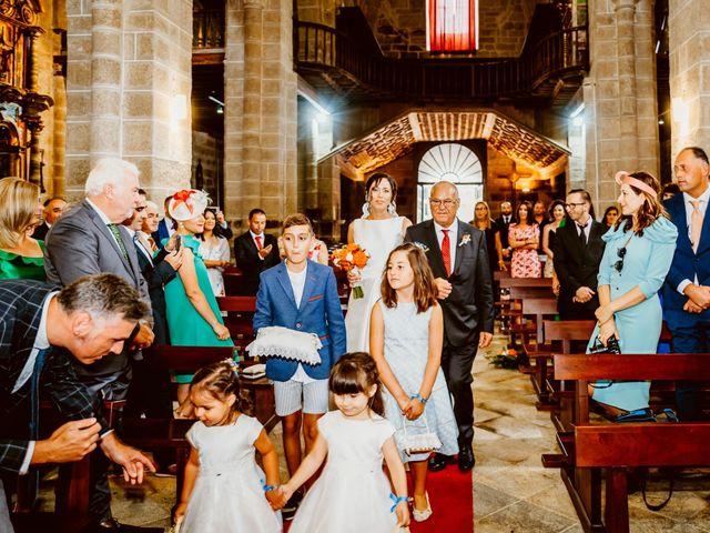 La boda de David y Patricia en Sa (Leiro), Orense 19