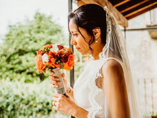La boda de David y Patricia en Sa (Leiro), Orense 3