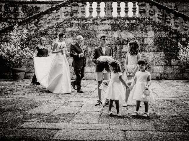 La boda de David y Patricia en Sa (Leiro), Orense 16