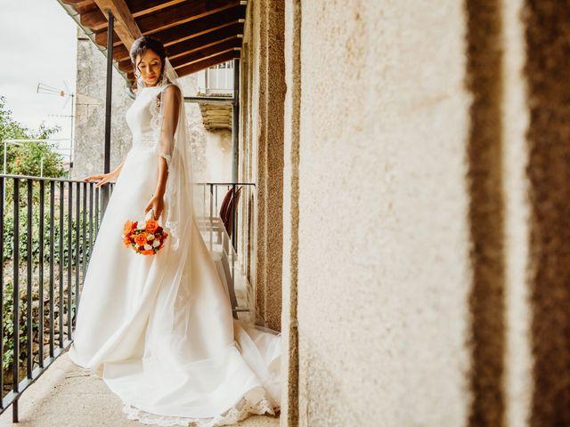 La boda de David y Patricia en Sa (Leiro), Orense 4