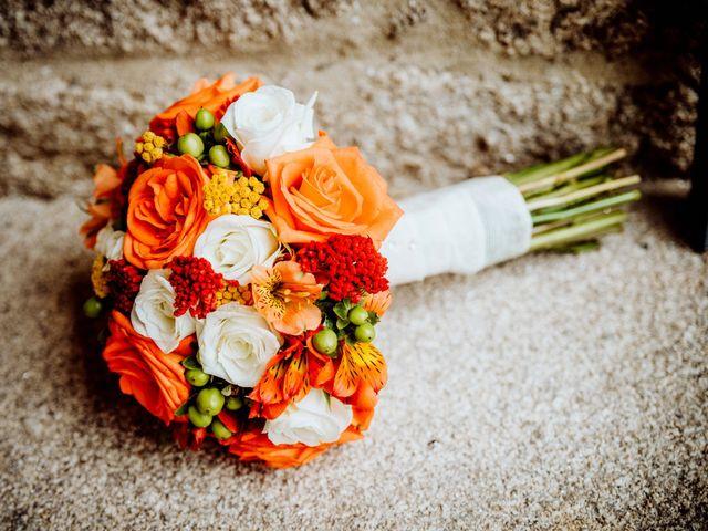 La boda de David y Patricia en Sa (Leiro), Orense 10