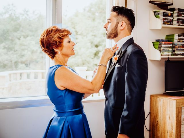 La boda de David y Patricia en Sa (Leiro), Orense 11