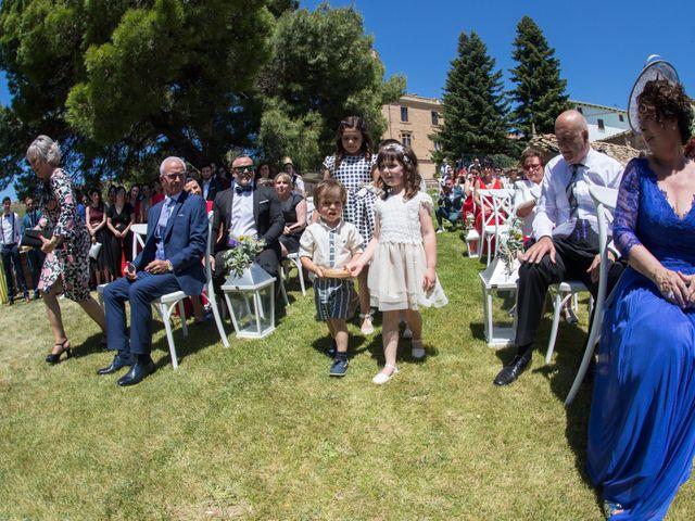 La boda de Unai y Enea en Dicastillo, Navarra 15