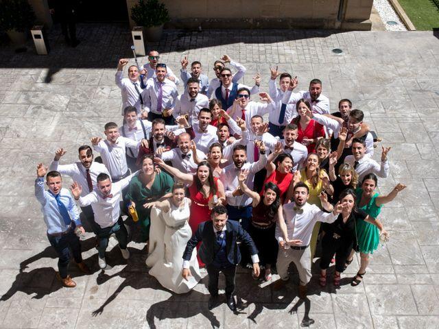 La boda de Unai y Enea en Dicastillo, Navarra 16