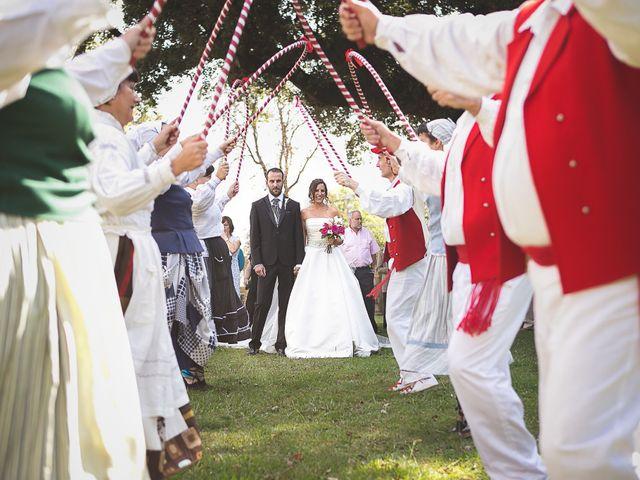 La boda de Jesús y Ana en Hondarribia, Guipúzcoa 3