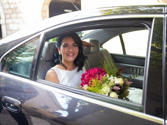 La boda de Thomas y Teresa en San Lorenzo De El Escorial, Madrid 4