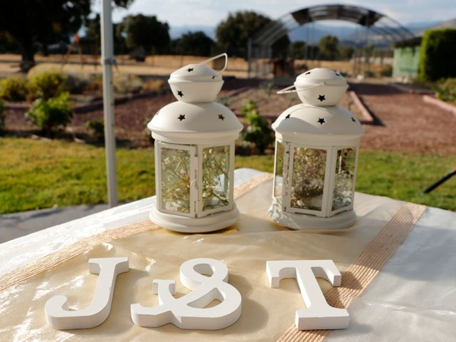 La boda de Josema y Tamara en Collado Villalba, Madrid 29