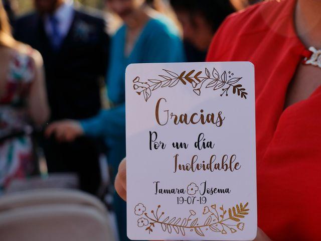 La boda de Josema y Tamara en Collado Villalba, Madrid 30