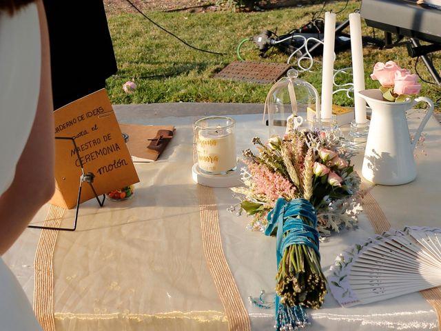 La boda de Josema y Tamara en Collado Villalba, Madrid 43