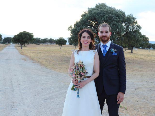 La boda de Josema y Tamara en Collado Villalba, Madrid 52