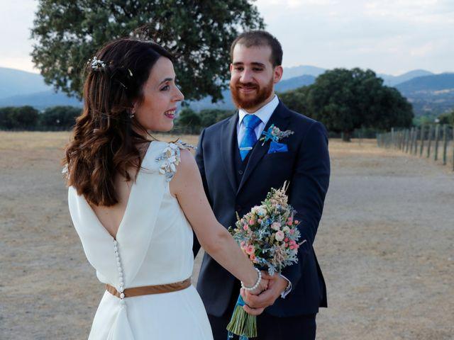La boda de Josema y Tamara en Collado Villalba, Madrid 53
