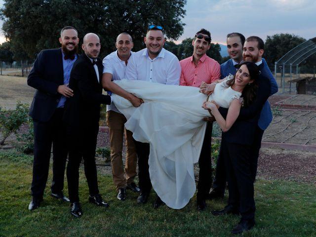 La boda de Josema y Tamara en Collado Villalba, Madrid 57