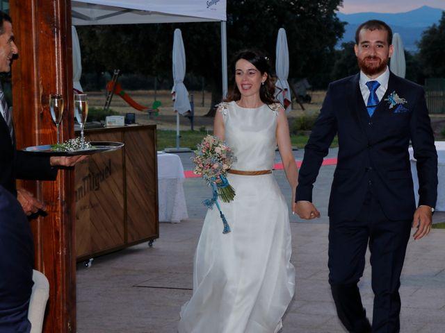 La boda de Josema y Tamara en Collado Villalba, Madrid 60
