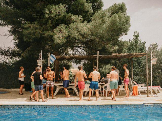 La boda de Ignacio y Silvia en Ulea, Murcia 3