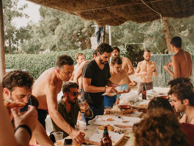 La boda de Ignacio y Silvia en Ulea, Murcia 4