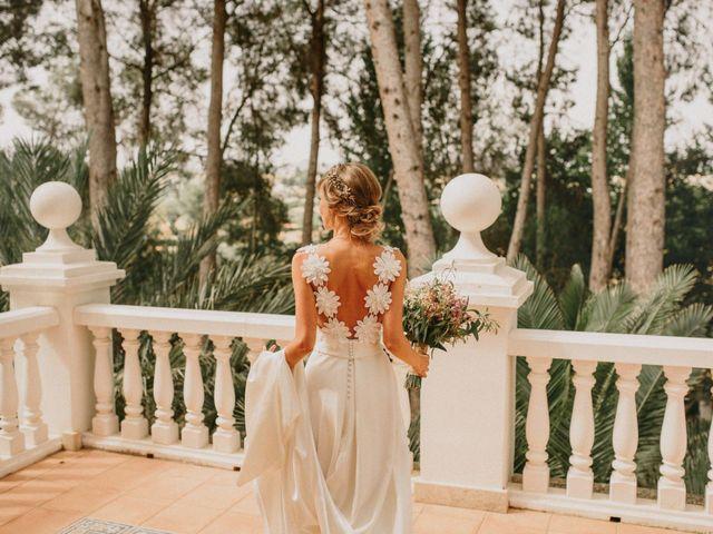 La boda de Ignacio y Silvia en Ulea, Murcia 16