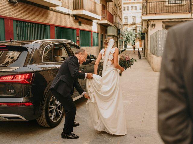 La boda de Ignacio y Silvia en Ulea, Murcia 18
