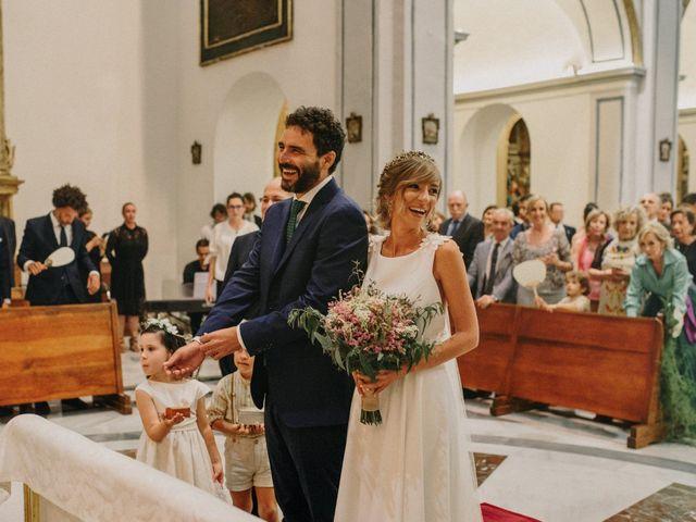 La boda de Ignacio y Silvia en Ulea, Murcia 19