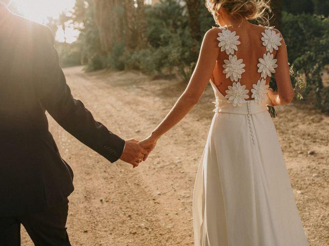 La boda de Ignacio y Silvia en Ulea, Murcia 28
