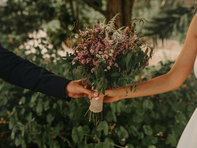 La boda de Ignacio y Silvia en Ulea, Murcia 33
