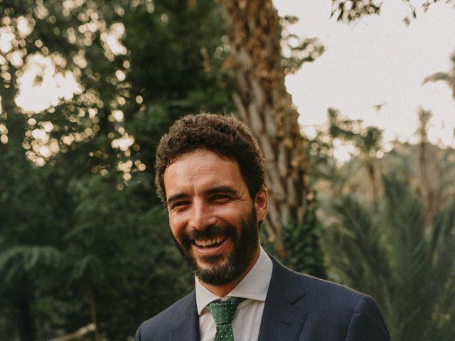 La boda de Ignacio y Silvia en Ulea, Murcia 34