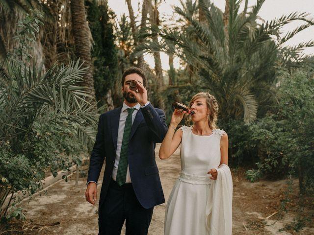 La boda de Ignacio y Silvia en Ulea, Murcia 35
