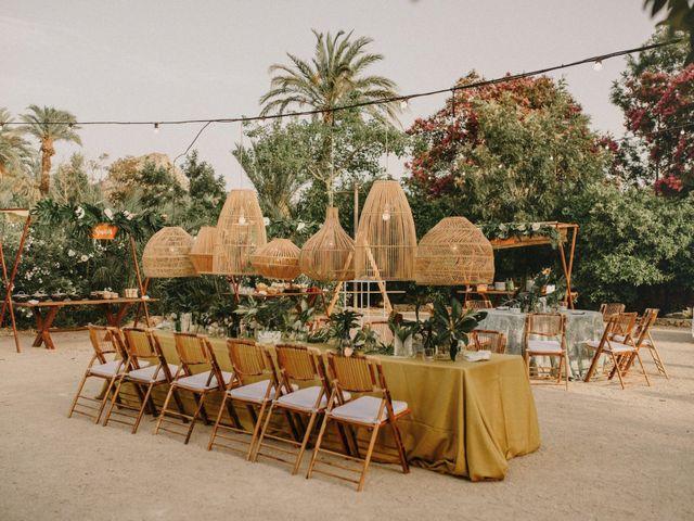 La boda de Ignacio y Silvia en Ulea, Murcia 37