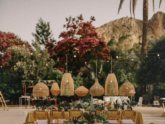 La boda de Ignacio y Silvia en Ulea, Murcia 38
