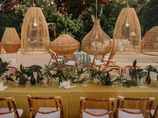 La boda de Ignacio y Silvia en Ulea, Murcia 39