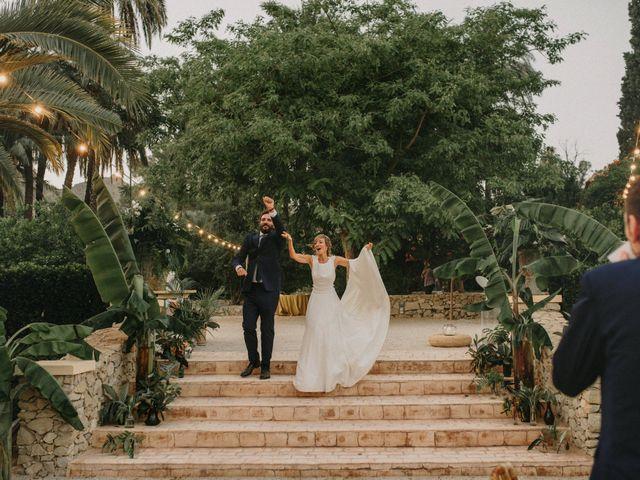 La boda de Ignacio y Silvia en Ulea, Murcia 41